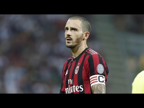Leonardo Bonucci - Welcome to AC Milan - Best Defensive Skills and Goals - HD