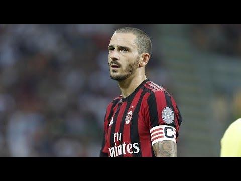 Leonardo Bonucci - Welcome to AC Milan - Best Defensive Skills and Goals - HD