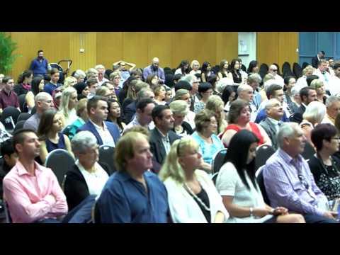 Bond University Graduation Ceremony October 2015 - Business & HSM