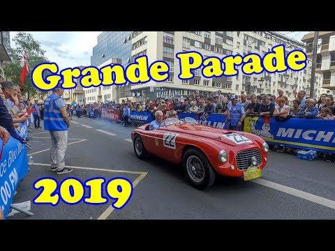 PARADE des PILOTES - Défilé des SUPERCARS - 24H DU MANS 2019