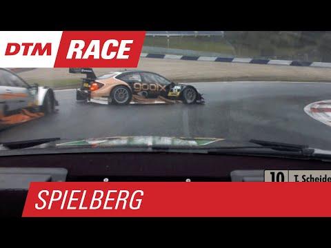 DTM+Spielberg+Timo Scheider=Balhé
