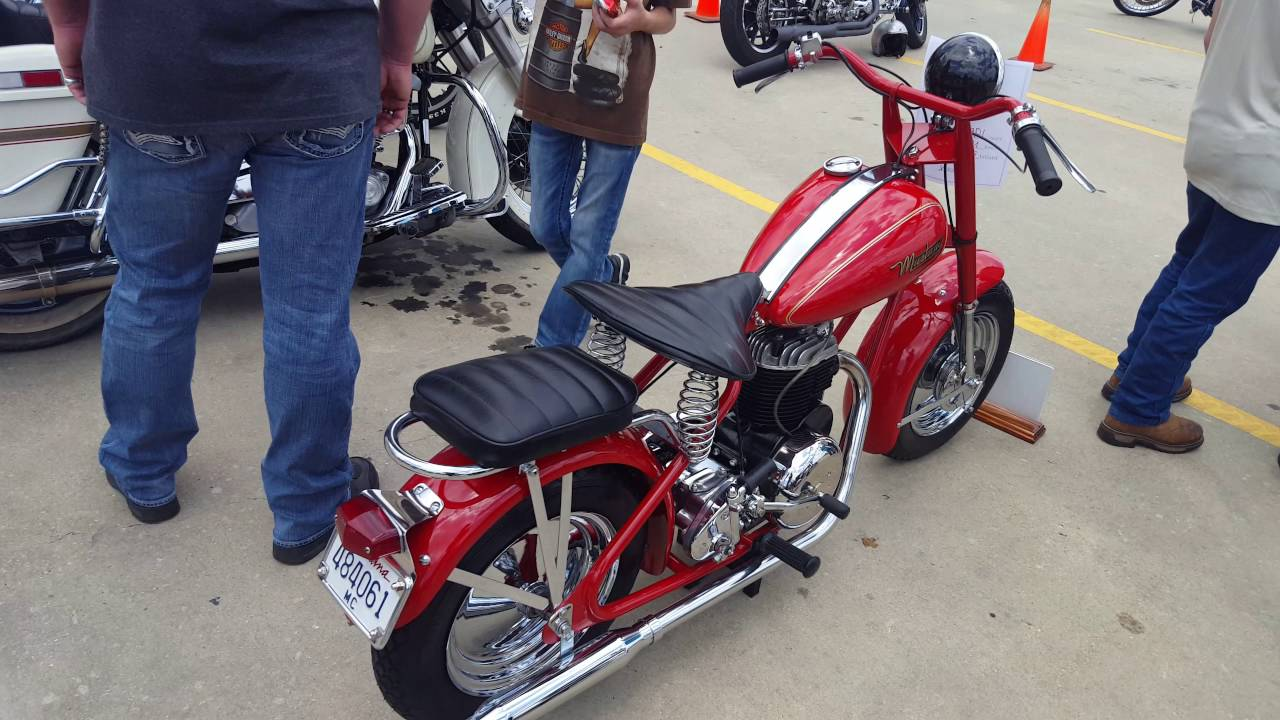 4th annual vintage bike show at bossier city harley-davidson! in