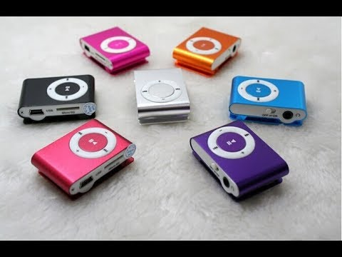 MP3 Player from Aliexpress/Allegro for 5 PLN - Test/Review (1080p)