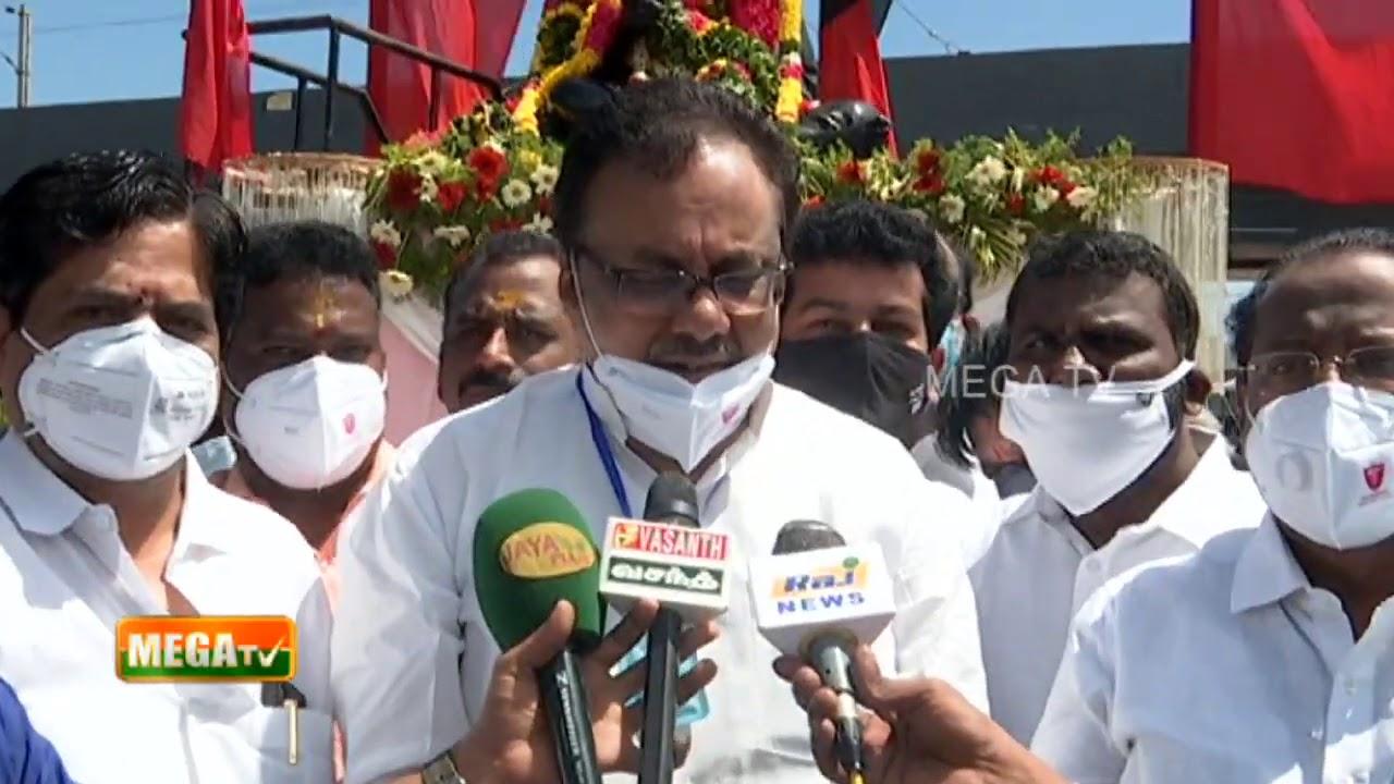 தந்தை பெரியாரின் 142-வது பிறந்தநாள் -முதலமைச்சர், எதிர்க்கட்சித் தலைவர் உள்ளிட்டோர் மரியாதை