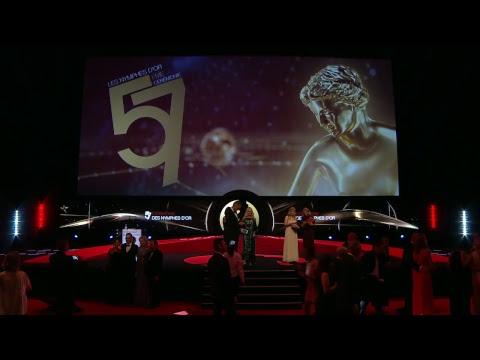 57ème Cérémonie des Nymphes d'Or