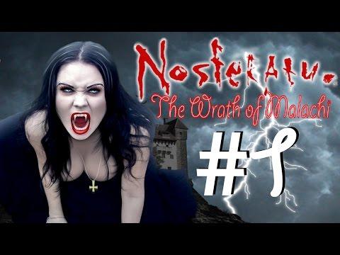 Nosferatu: The Wrath of Malachi / Вампиры. Прохождение #1.Сидел бы дома...