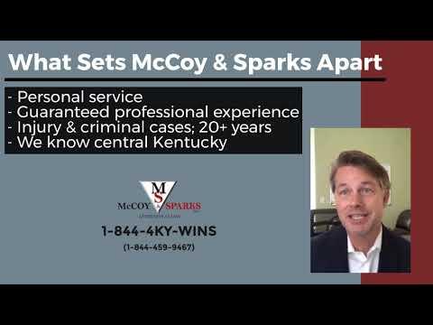 What Sets McCoy & Sparks Apart | McCoy & Sparks Attorneys at Law
