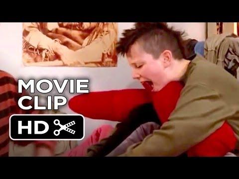 We Are The Best Movie CLIP - This is Punk (2014) - Mira Barkhammar, Mira Grosin Movie HD