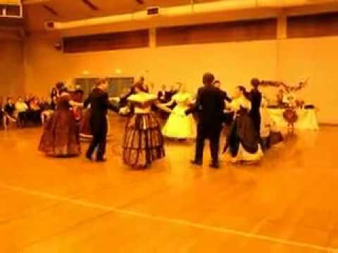 Khiêu vũ quốc tế   Waltz Cotillion Academy of Danse Libre