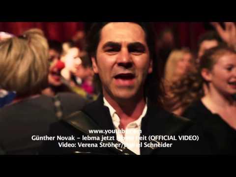 """Günther Novak live - CD Release Party """"Da Woidviertler"""" SHORT Version"""