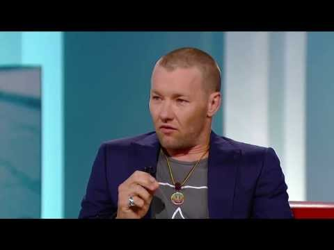 Joel Edgerton on George Stroumboulopoulos Tonight: INTERVIEW