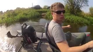 видео Катамараны для рыбалки под мотор