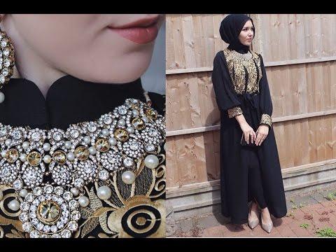 Modest Abaya : Nabiila Bee for Jilbabs R Us