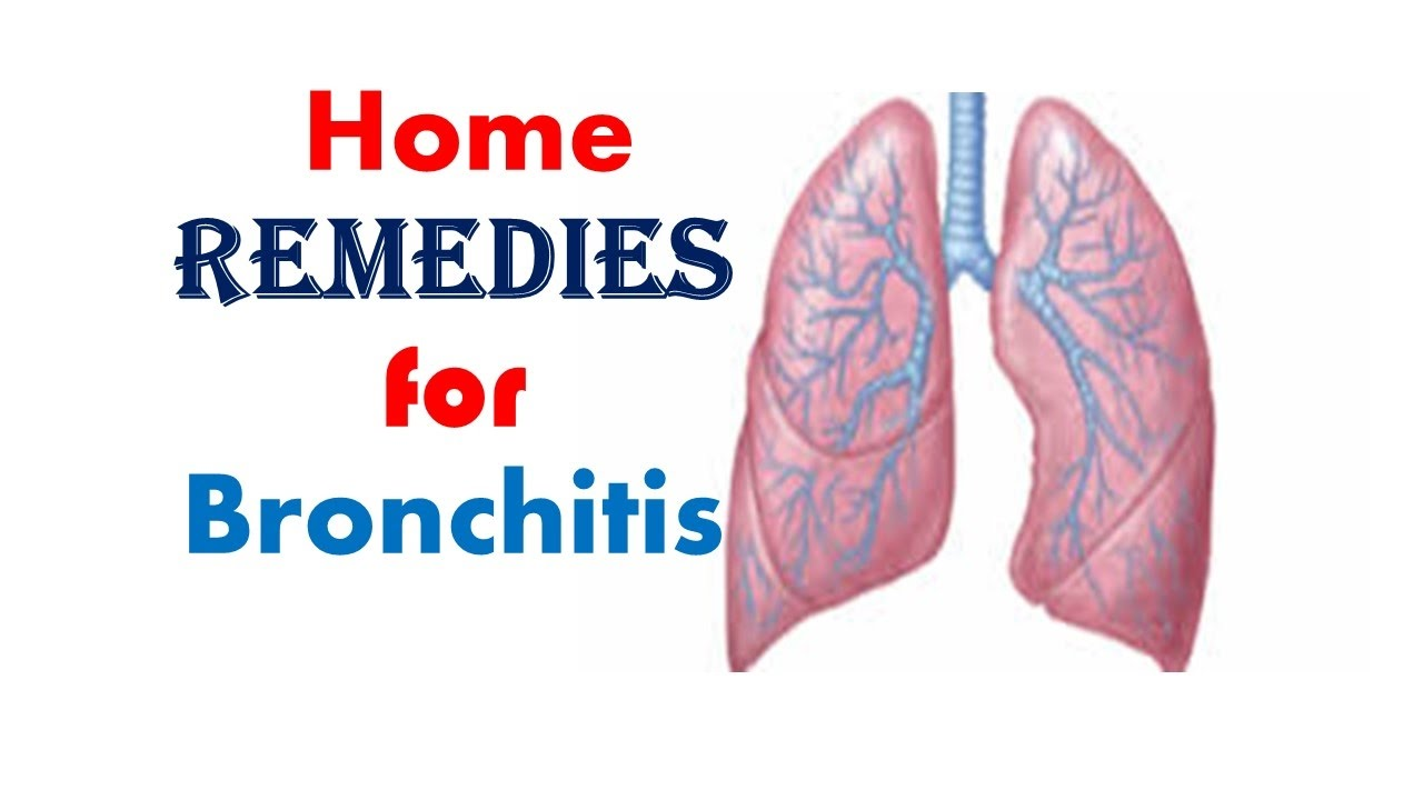 Bronchitis - treatment with folk remedies, general advice on the disease