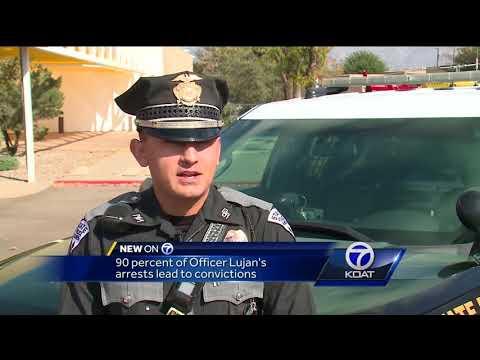 State police officer makes 100 DWI arrests