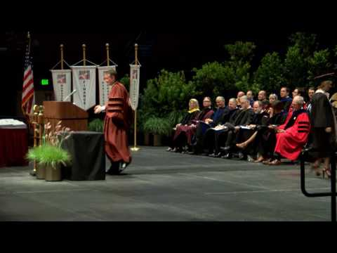 McCombs School of Business 2016 Spring BBA Commencement