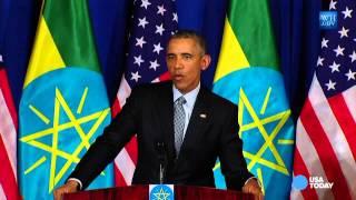 Obama calls Huckabee