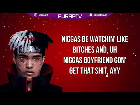 (NEW) XXXTENTACION - A GHETTO CHRISTMAS CAROL (LYRICS)