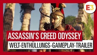 Assassin's Creed Odyssey: E3 2018 Welt-Enthüllungs-Gameplay-Trailer
