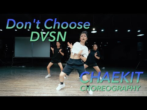Dont choose ll Dvsn ll Choreo  @CHAEKIT  GBACADEMY