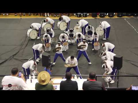 WHS BOTD 2019 | Tennessee State University The Authority Drumline