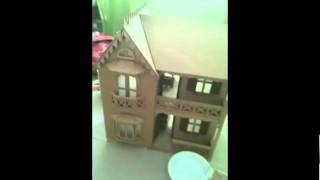 Finishing My Old Doll House