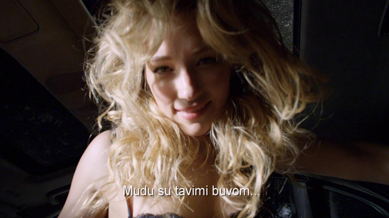 HARDCORE Henris - filmo anonsas (2016)