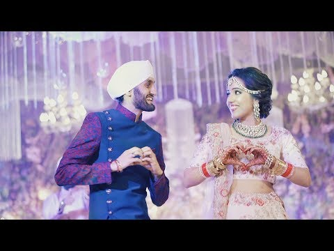 Karanbir Weds Nita #GillyoumarryKB #weloveyou