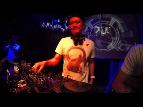 Phil K Lee - Tommy Cham & Friends Pool Party Aloft KL Hotel DJ Set