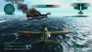Air Conflict Pacific Carriers - Last Day of the Akagi Midway Imperial Japanese Navy - Xbox 360