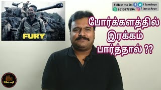 Fury (2014) Hollywood War Action Movie Review in Tamil by Filmi craft