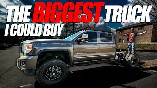 I Bought The Biggest Truck I Could!!! (Dually Build Series)