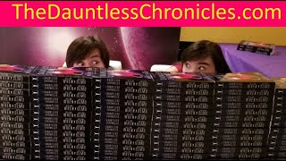 2 MONTHS in 1 MINUTE Media Blitz & Book Signings for Teens!! #1 Bestseller THE DAUNTLESS CHRONICLES!