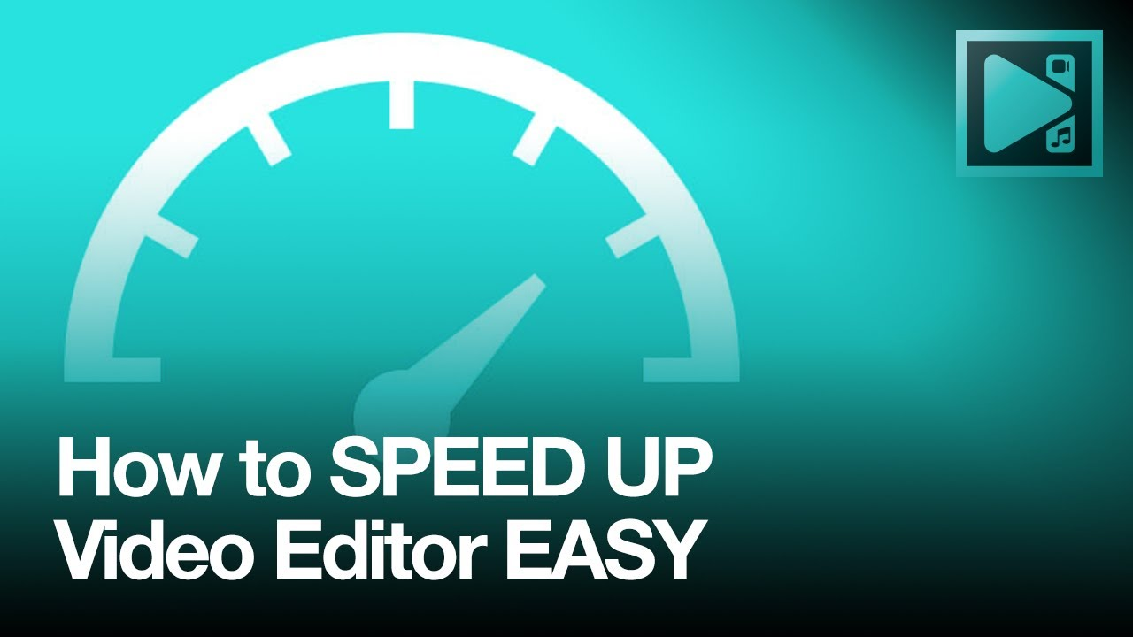 How to speed up ANY video editing software on PC