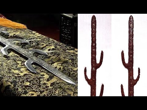 LEGENDARY Japanese Sword With MYTHICAL Powers: Nanatsusaya no Tachi