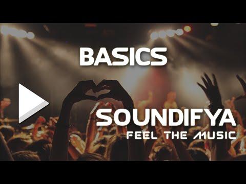 Soundifya - Music Player & Audio Tagger - Basics #FeelTheMusic