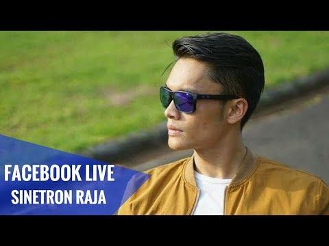 FB LIVE Sinetron Raja bersama Dimas