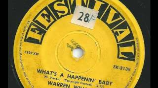 Warren Williams & The Squares - What