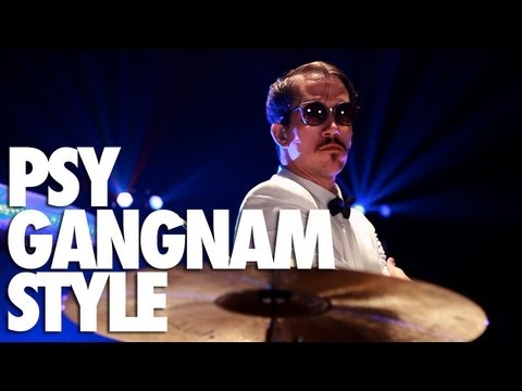 PSY - GANGNAM STYLE (강남스타일) M/V - DRUM COVER - ADVENTURE DRUMS - YouTube