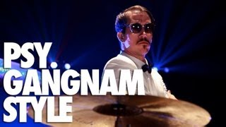 PSY - GANGNAM STYLE 강남스타일 M/V - DRUM COVER - ADVENTURE DRUMS