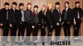PENTAGON x SHELBEE... 特別連載!vol.0 〜連載スタート直前!ユウトによるメンバー紹介〜