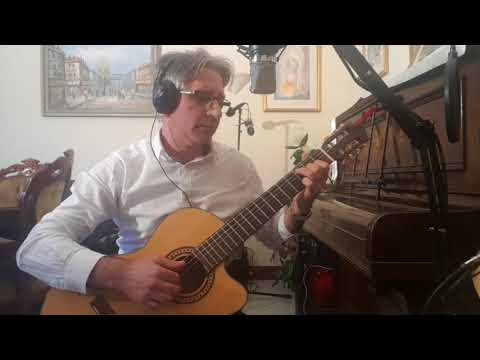 Perfect Symphony~Ed Sheeran Andrea Bocelli (Classical Guitar Cover)