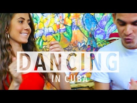 Cuba Travel – Learning Cuban Dance from Habana Compas Dance Company