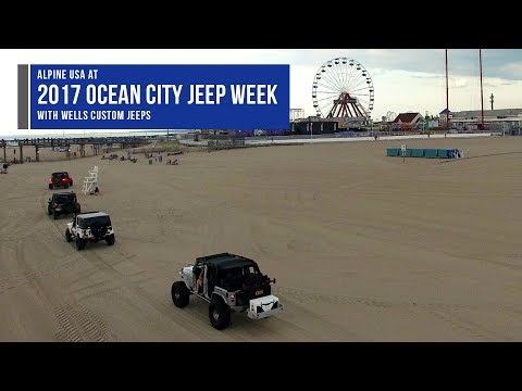 Ocean City Jeep Week >> Jeep Event Oc Jeep Week United States
