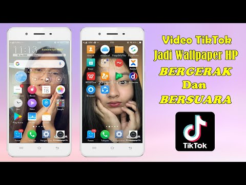 Cara Membuat Video Tiktok Jadi Wallpaper HP Bersuara