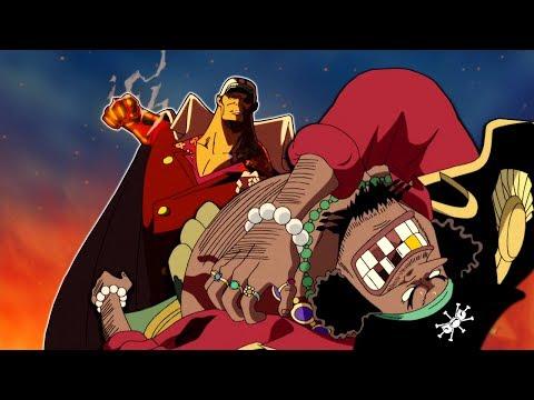 Blackbeard vs. Marine - One Piece Podcast Fragen / Antwort