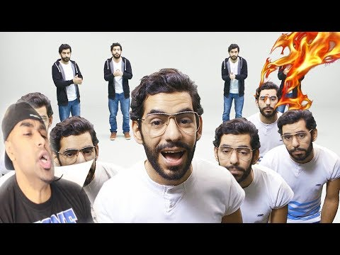 EVOLUTION of ARABIC MUSIC | تطور الموسيقى العربية | INDIAN REACTS TO ARABIC MV