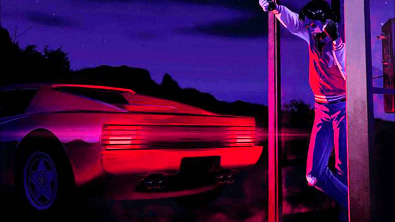 80s Car Wallpaper Kavinsky Roadgame Air Wankers Remix Youtube