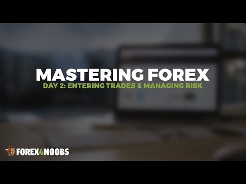 How to Enter & Manage Trades Using Price Action (Webinar)