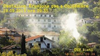 Cantalice Vulcano Collemare 18 9 2015 HD CSF Rieti